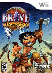 Brave: A Warrior's Tale - Wii Game