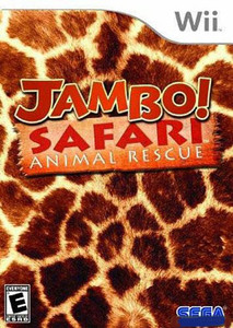 Jambo! Safari Animal Rescue - Wii Game