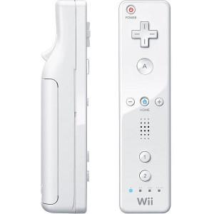 Original White Remote Controller - Wii