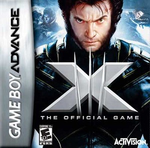 X-Men 3 - Game Boy Advance Game