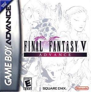 Final Fantasy V - Game Boy Advance Game