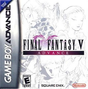 Final Fantasy V - Game Boy Advance Game