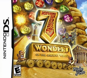 7 Wonders of the Ancient World - DS Game