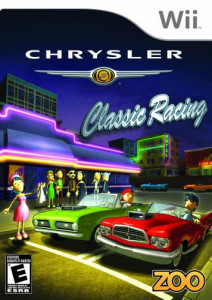 Chrysler Classic Racing - Wii Game