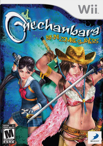 Onechanbara Bikini Zombie Slayers - Wii Game