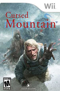 Cursed Mountain - Wii Game