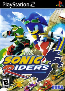 Sonic Riders - PS2 Game