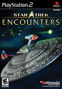 Star Trek Encounters - PS2 Game