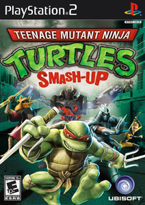 Teenage Mutant Ninja Turtles Smash-Up - PS2 Game