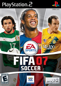 Fifa 07 Soccer - PS2 Game