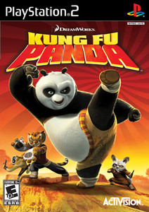 Kung Fu Panda - PS2 Game