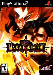 Makai Kingdom Chronicles of the Sacred Tome - PS2 Game