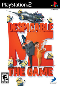Despicable Me The Game - PS2 Game