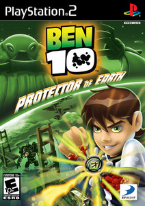 Ben 10 Protector of Earth - PS2 Game