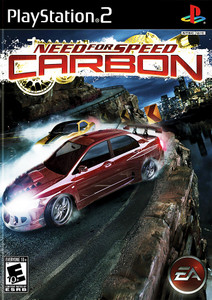 Need For Speed Carbon - PS2 Game
