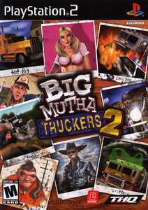Big Mutha Truckers 2 - PS2 Game