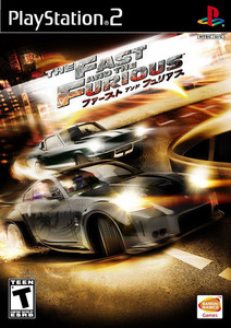 Fast and the Furious, The - PS2 Game
