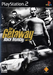 Getaway Black Monday, The - PS2 Game