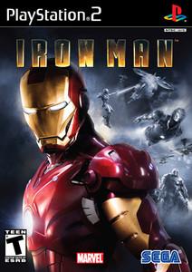 Iron Man - PS2 Game