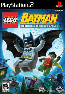 Lego Batman - PS2 Game