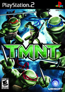 TMNT (Teenage Mutant Ninja Turtles) - PS2 Game