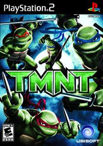 TMNT (Teenage Mutant Ninja Turtles) - PS2 Game