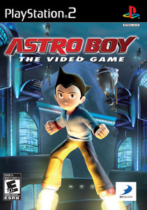Astro Boy The Video Game - PS2 Game