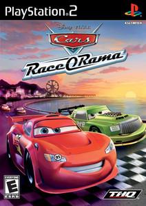 Cars Race-O-Rama, Disney Pixar - PS2 Game