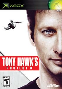 Tony Hawk's Project 8 - Xbox Game
