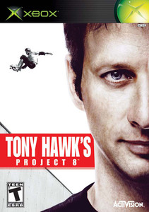 Tony Hawk's Project 8 - Xbox Game