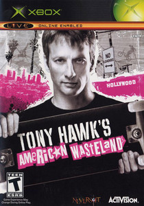 Tony Hawk's American Wasteland - Xbox Game