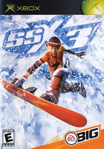 SSX 3 - Xbox Game