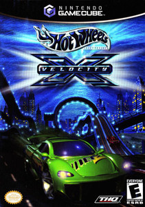 Hot Wheels Velocity X - GameCube Game