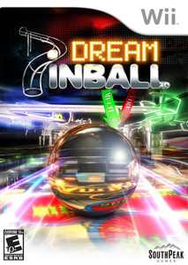 Dream Pinball 3D - Wii Game