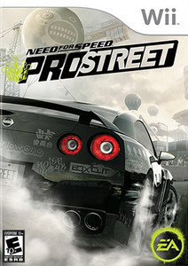 Need For Speed Pro Street - Wii Game