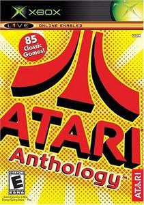 Atari Anthology - Xbox Game