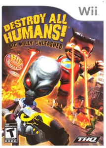 Destroy All Humans! - Wii Game