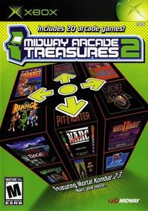 Midway Arcade Treasures 2 - Xbox Game
