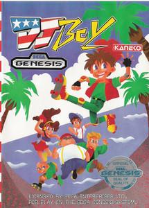 DJ Boy - Genesis Game