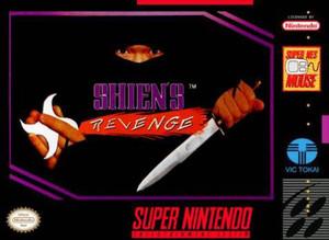 Shien's Revenge - SNES Game