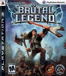Brutal Legend - PS3 Game