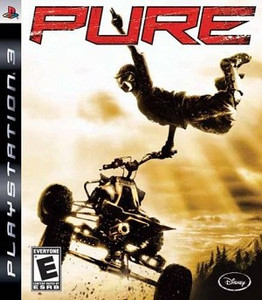 Pure - PS3 Game