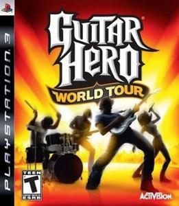 Guitar Hero World Tour - PS3 Game