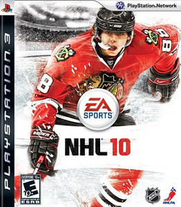 NHL 10 - PS3 Game