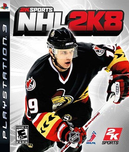NHL 2K8 - PS3 Game