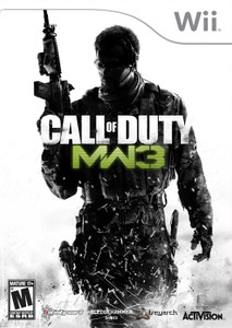 Call of Duty Modern Warfare 3 - Wii Game
