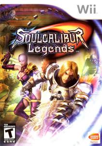 Soulcalibur Legends Wii Game