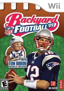 Backyard Football 09 - Wii Game