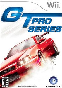 GT Pro Series - Wii Game