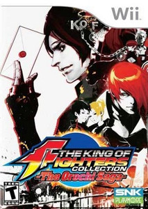 King of Fighters Collection: The Orochi Saga - Wii Game